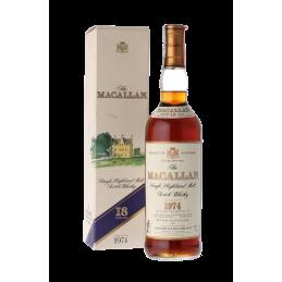 Macallan 18 Years Old 1974,...